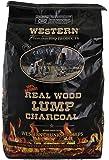 WESTERN 78182 Real Wood Lump Charcoal, 20 Per Bag