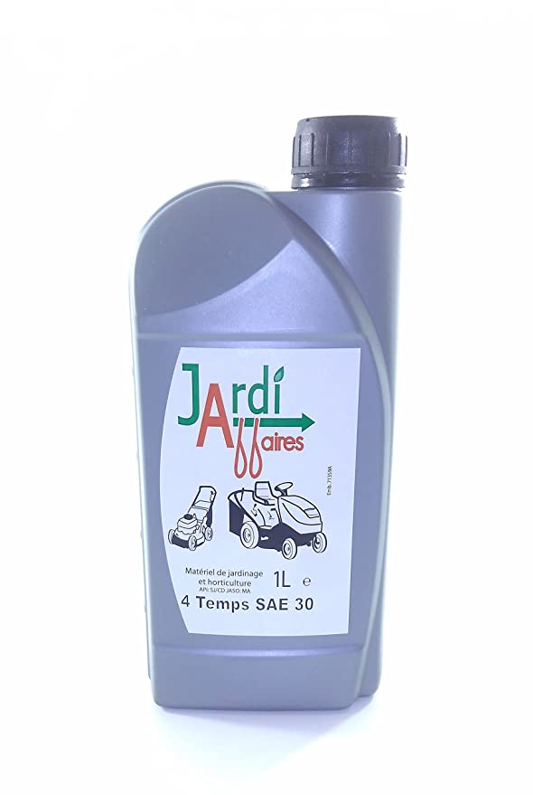 Aceite motor de 4 tiempos SAE30 profesional Jardiaffaires 1 ...