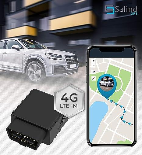 4g Obd Gps Tracker Von Salind Gps Auto Und Elektronik