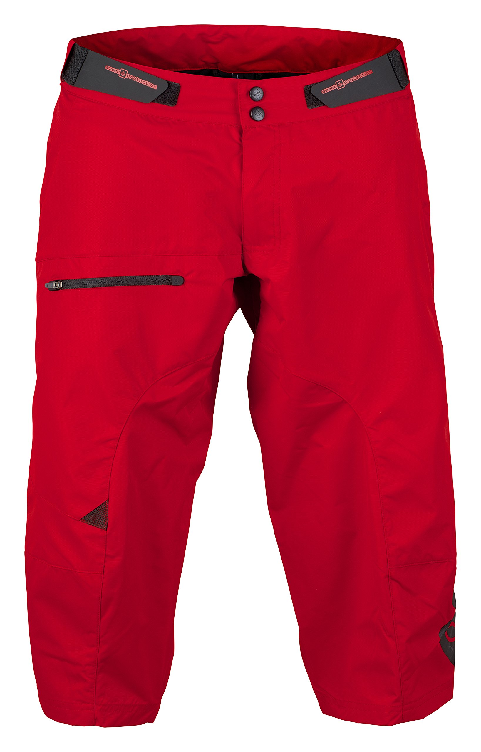 Sweet Protection Shambala Paddle Shorts, Scorch Red, X-Large by Sweet Protection