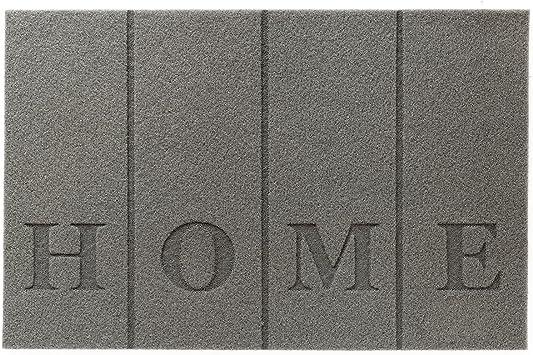 Estera de antracita - Felpudo - interior y exterior - PP alfombra ...