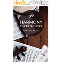 Harmony: For Beginners book cover