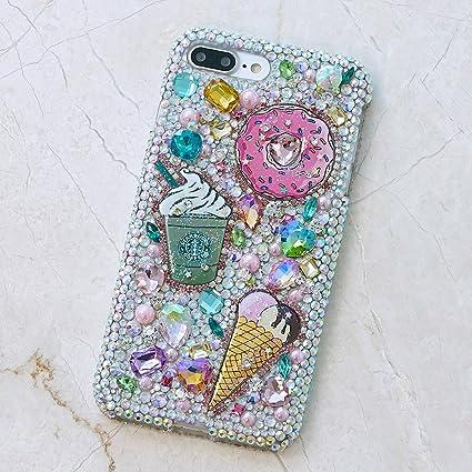 Amazon.com: iPhone 7 Plus Caso, luxaddiction [Premium ...