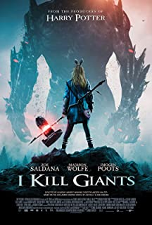 Book Cover: I Kill Giants
