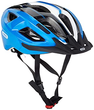 Abus 725524 - Casco Race Blue M