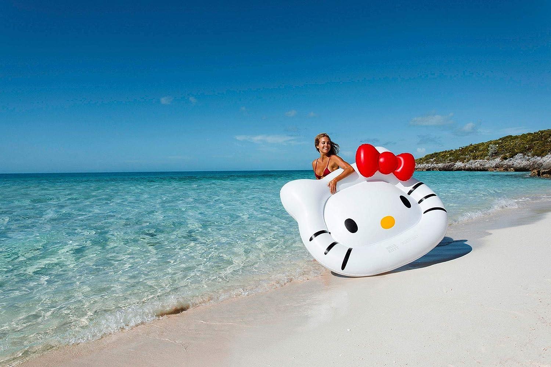 GETFLOATY Flotador Gigante para Piscina de Hello Kitty | Kawaii ...