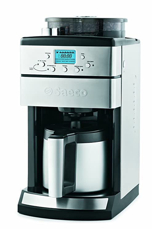 Amazon.com: Saeco 10-cup Drip coffee maker automático con ...