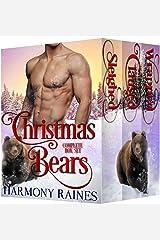 Christmas Bears Complete Box Set Kindle Edition