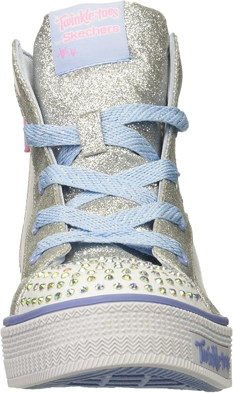Skechers Kids\' Twinkle Lite-Wonder Wingz Sneaker 91R53ep%2B61L
