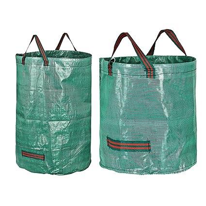 Amazon.com: mochiglory paquete de 2 bolsas de basura de ...
