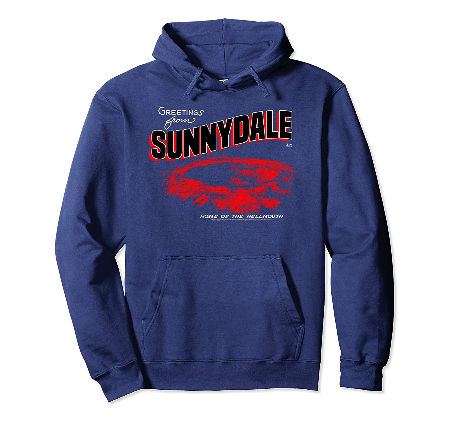 Buffy the Vampire Slayer Greetings From Sunnydale-ln