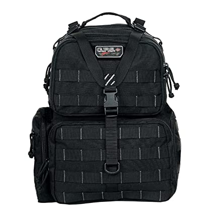 9cd1a061785d Amazon.com   G.P.S. Tactical Range Backpack, black   Sports   Outdoors