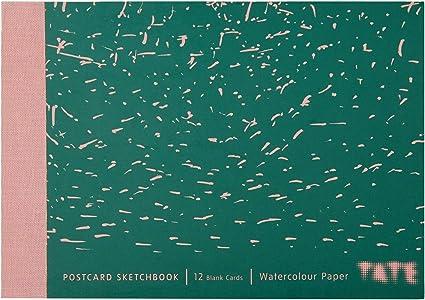Sketchbook Postcard Print