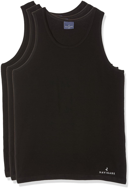 Black Navigare Mens 572//S Sports Underwear Medium Pack of 3