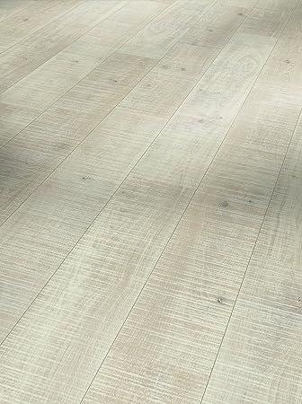 Schöner Wohnen Kollektion Laminat Design Eiche Gesägt Weiß Geölt