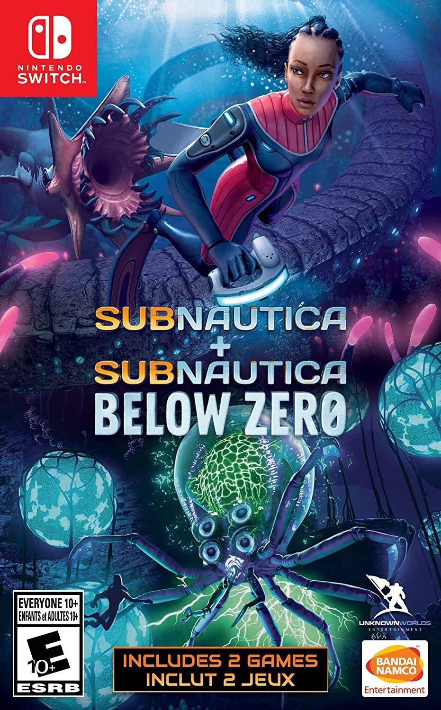 Subnautica-&-Subnautica:-Below-Zero