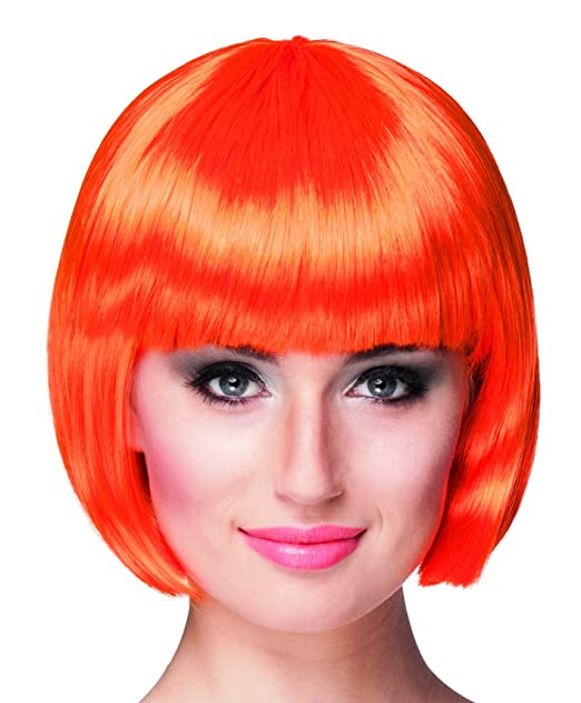 25 opinioni per Boland 85893- Parrucca Cabaret Caschetto, Arancione