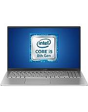 """ASUS Vivobook A512FB-BR053T, Notebook con Monitor 15,6""""HD No Glare, Intel Core i5-8265U, RAM 8 GB DDR4, SSD da 256GB, Scheda Grafica Nvidia MX110 da 2GB DDR5, Windows 10"""