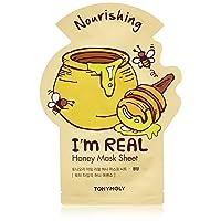 TONYMOLY I'm Real Olive Radiance Mask Sheet