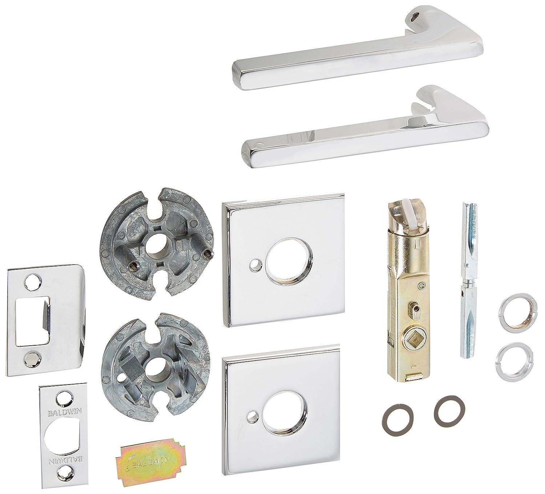 Baldwin 5162.260.PRIV Solid Brass Door Lever