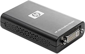 HP USB to DVI Graphics Multiview Adapter NL571AA
