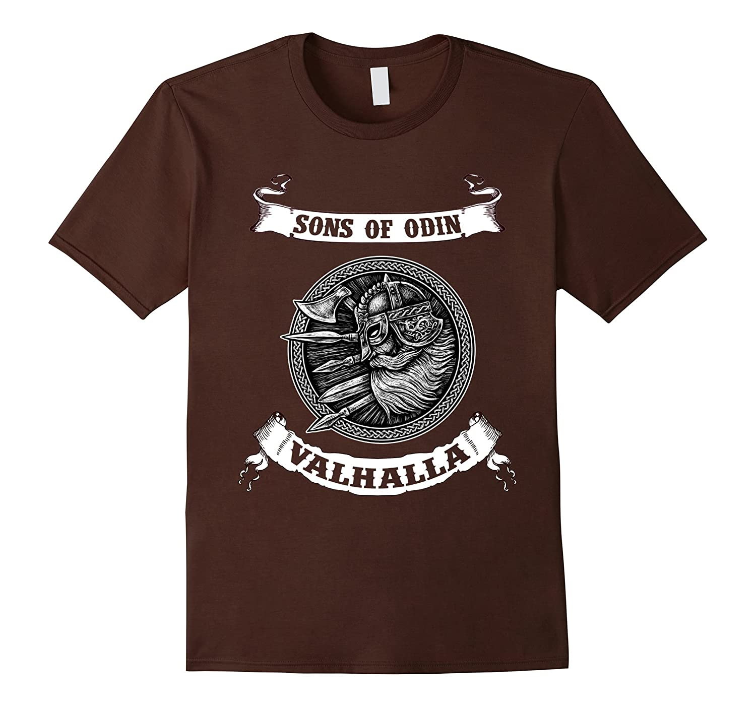 Sons of Odin Vikings Inspired T-Shirt-Vaci