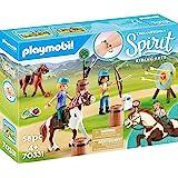PLAYMOBIL DreamWorks Spirit - Campamento de Verano con Fortu y ...