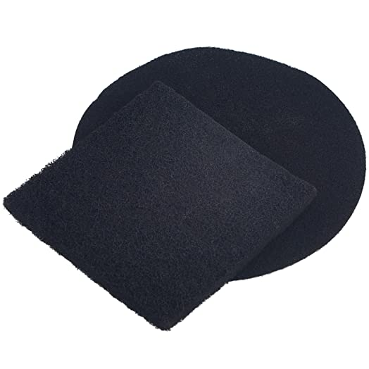 vonshef replacement 2 part carbon filter suitable for most kitchen compost bins