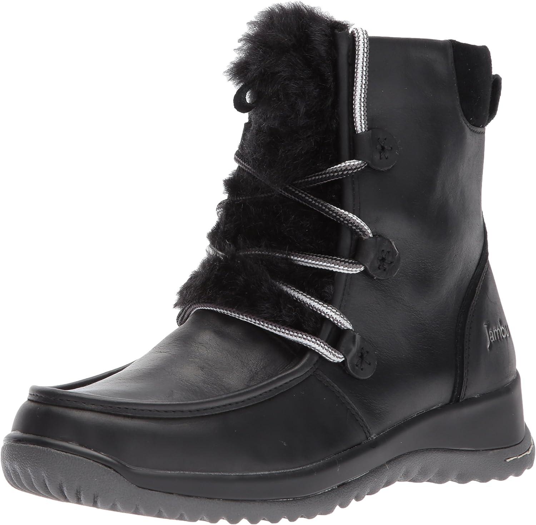 Cheap bargain Jambu Women's Denali Ankle Bootie Waterproof Financial sales sale