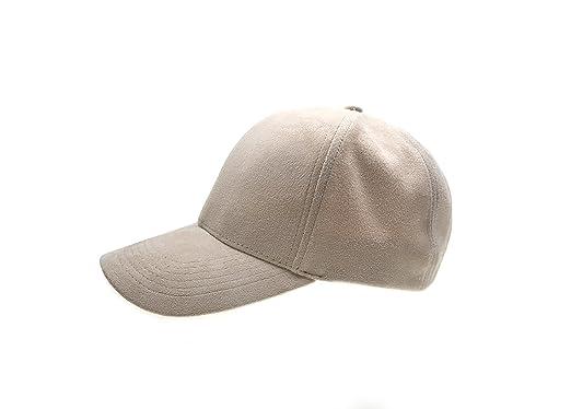 ffa2e936a Faux Suede Baseball Cap Snapback Hat by ASVP Shop