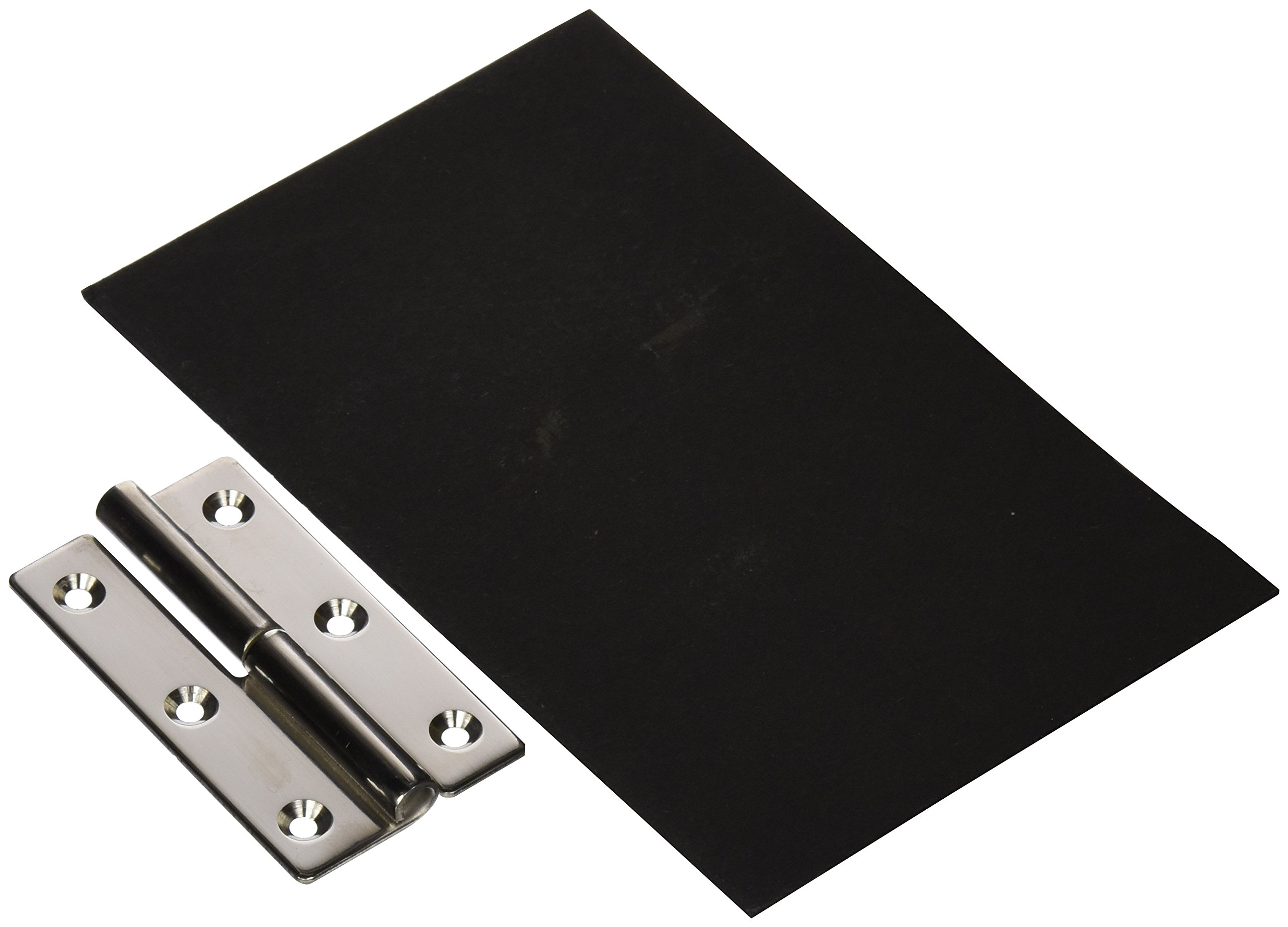 Sugatsune KN-64R/SS Lift Off Hinge, Stainless Steel