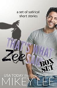 That's What Zee Said : Box Set
