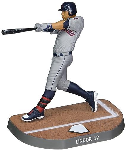 cheap for discount 39689 08627 Amazon.com: Imports Dragon Baseball Figures Francisco Lindor ...