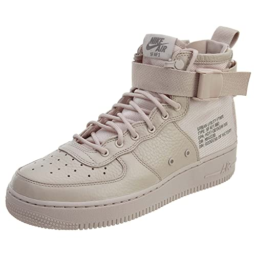 NIKE Sf Af1 Mid (gs) Big Kids Aj0424-600 Red Size 7
