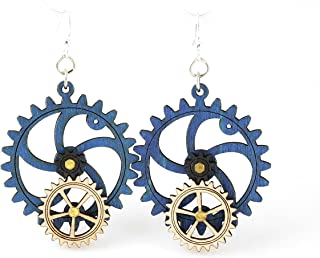 product image for Kinetic Gear Earring 1D