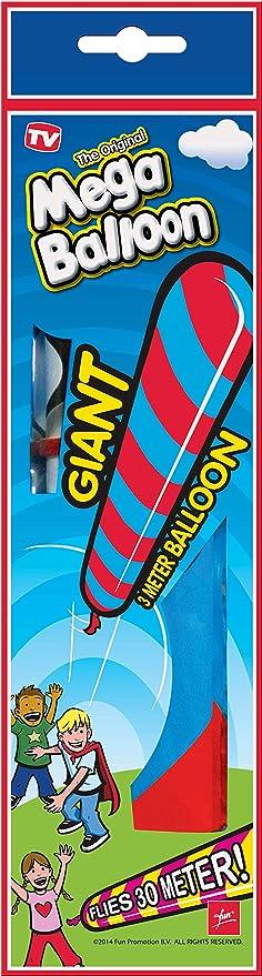 Fun Mega Balloon Exterior - juguetes inflables (Exterior, Multi, De plástico, Cualquier género, Single foil pack) , color/modelo surtido