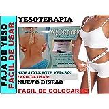YESOTERAPIA Faja de yeso Reductora Corset Moldeadora Large 100% Original Size Large