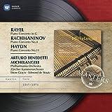 Haydn, Ravel,Rachmaninov:Piano Concertos