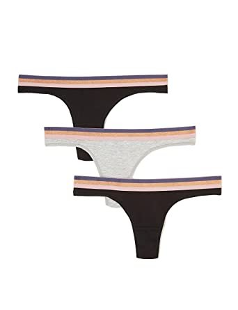 Iris   Lilly Women s Sporty Cotton Brief  Amazon.co.uk  Clothing bfa79f75cc