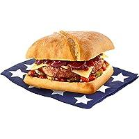 Burger Charolais surgelé micro-ondable - 200 g