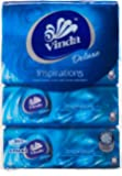 Vinda Deluxe Soft Pack Facial Tissue, Large, 120 ct (Pack of 4)