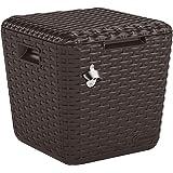 Suncast Cube Cooler - Lightweight, Resin...