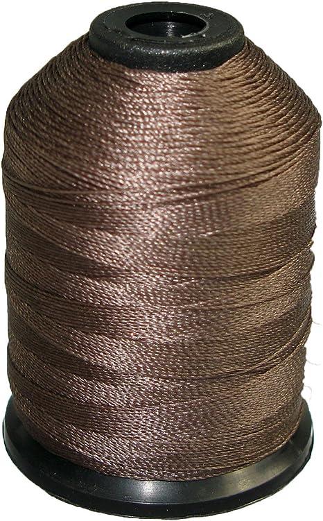 Beaver Brown Tex 70 Premium Bonded Nylon Sewing Thread #69