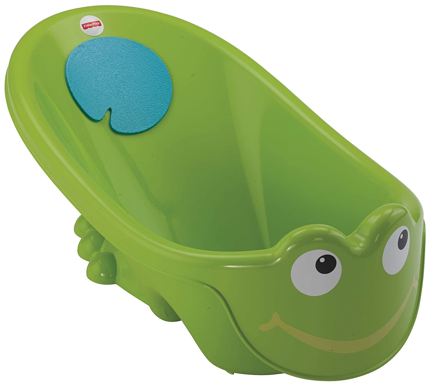 Amazon.com : Fisher-Price Bath Tub, Tadpole (Discontinued by ...