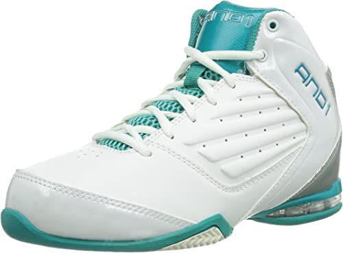 AND1MASTER 2 MID Womens - Zapatos de baloncesto mujer ...