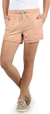 Desires Bente Pantalón De Chándal Corto Sweat- Shorts para Mujer