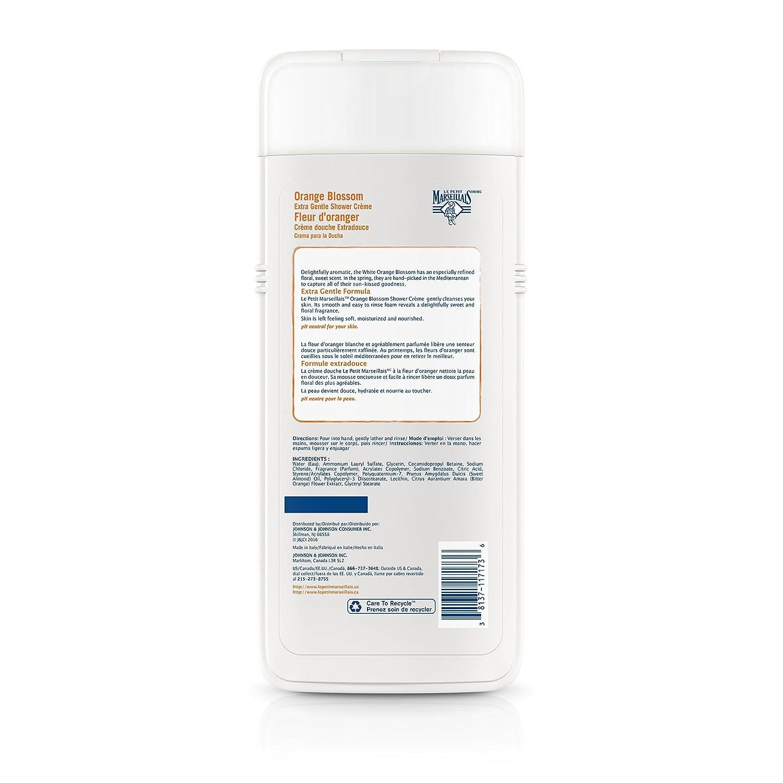 Amazon.com   Le Petit Marseillais Extra Gentle Shower Crème with Orange  Blossom 6155f875b300