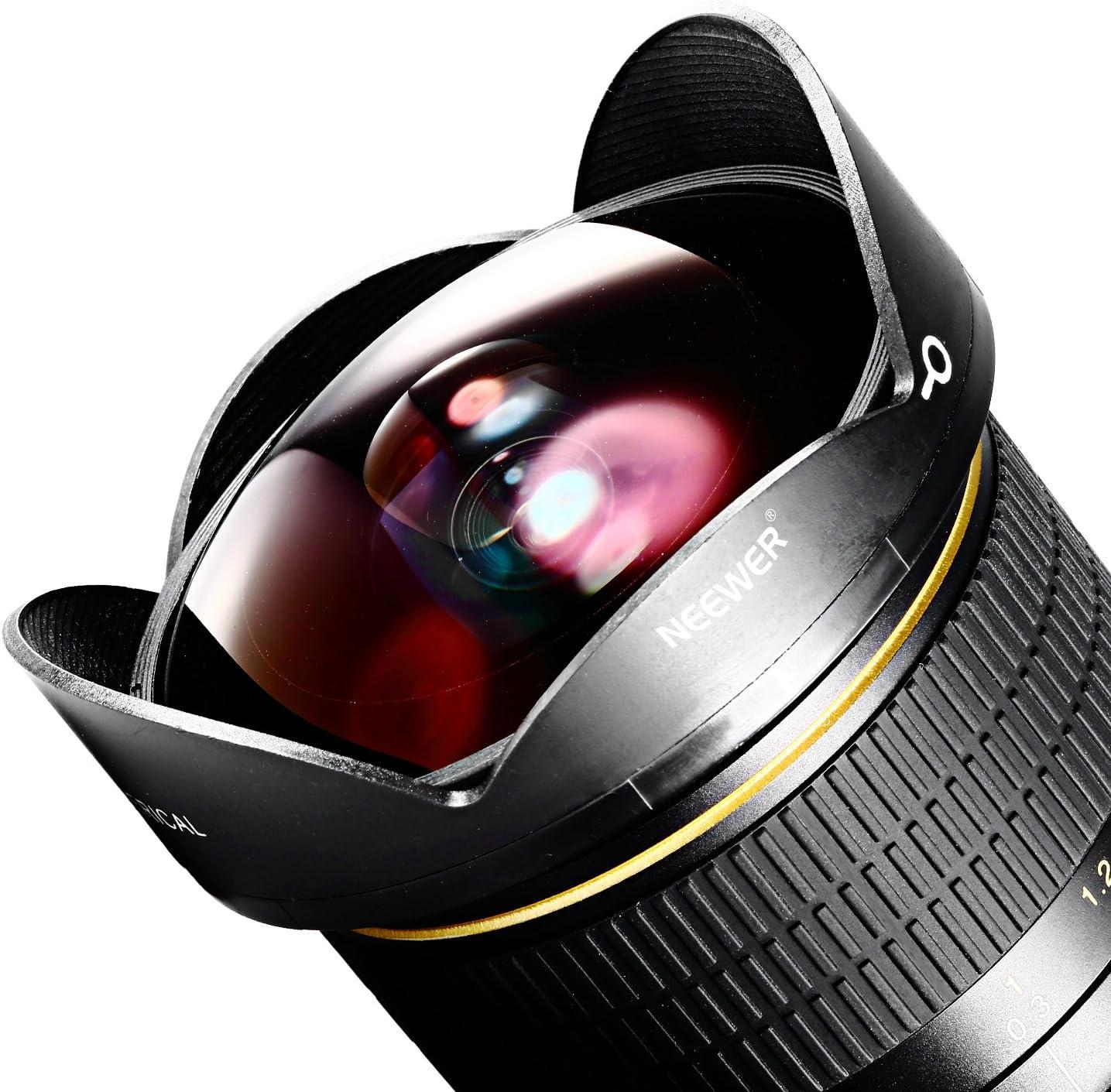 Lenses Camera & Photo ghdonat.com 70D T7i T7s Neewer 8mm f/3.5-22 ...
