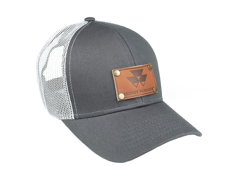 J&D Productions, Inc. Massey Ferguson Tractor Sombrero, Emblema de ...