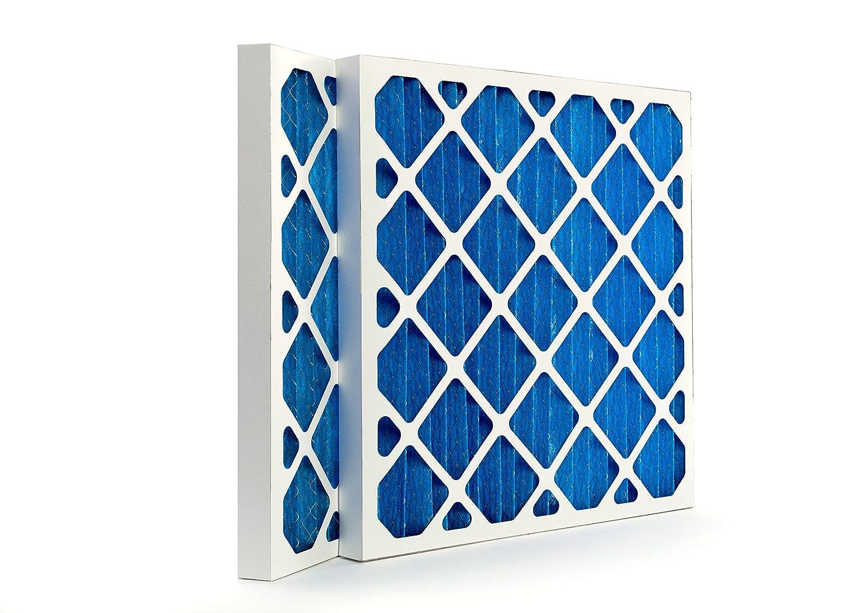 Filtro plisado 2 unidades color azul y blanco GVS Filter Technology G4P.24.2.SUA001.002 G4